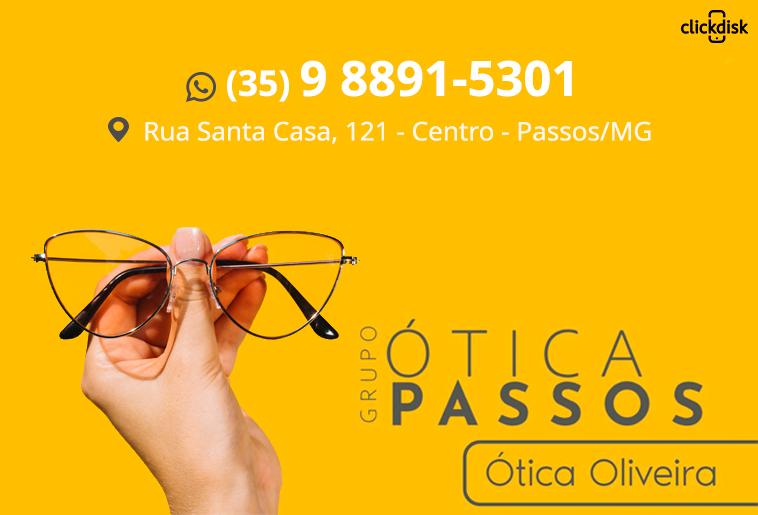 ÓTICA OLIVEIRA, 3521-6515 - CLICK   DISK 84635daba6