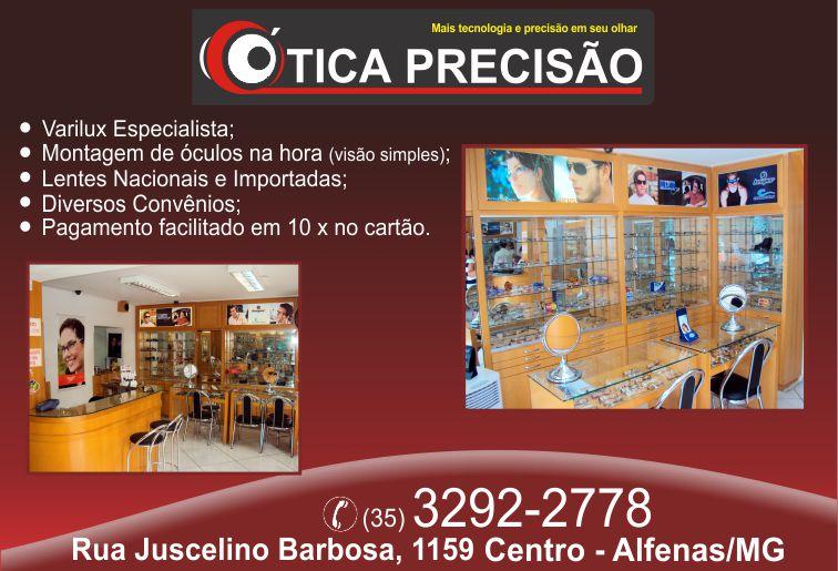 ÓTICA PRECISÃO, 3292-2778 - CLICK   DISK 68a7265213