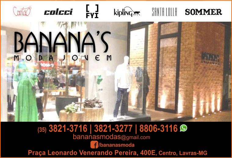 456d2aaf3 BANANA'S MODA JOVEM, 3821-3716 - CLICK & DISK